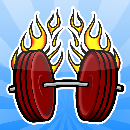 Bench Off app icon